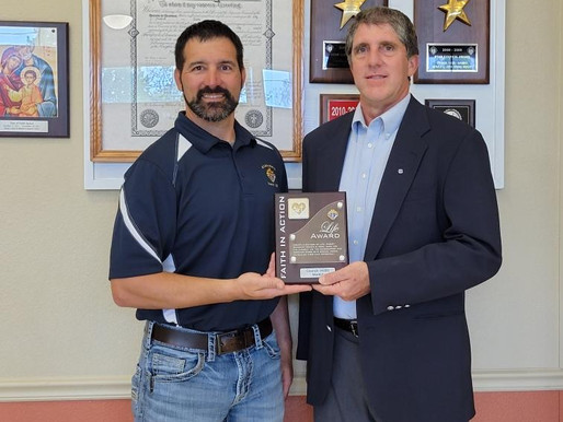 Council Receives Life Program of the Year Award