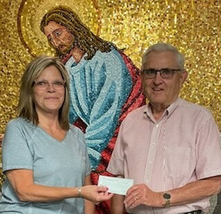Knights Donate to Sioux City Vocations