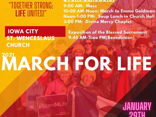 Iowa City March for Life