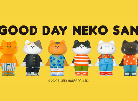 Good Day Neko San Official Release