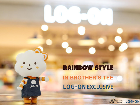 Fluffy House x LOG-ON Exclusive Figure [2018.07.19]