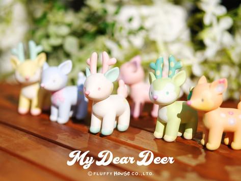 🌸🦌Official Release! My Dear Deer Series 1! 🛒🌷