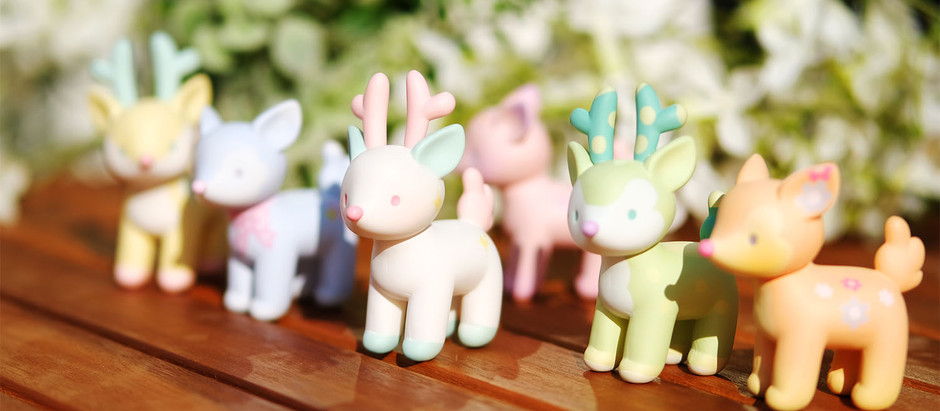 🌸🦌Official Release! My Dear Deer Series 1! 🛒🌷