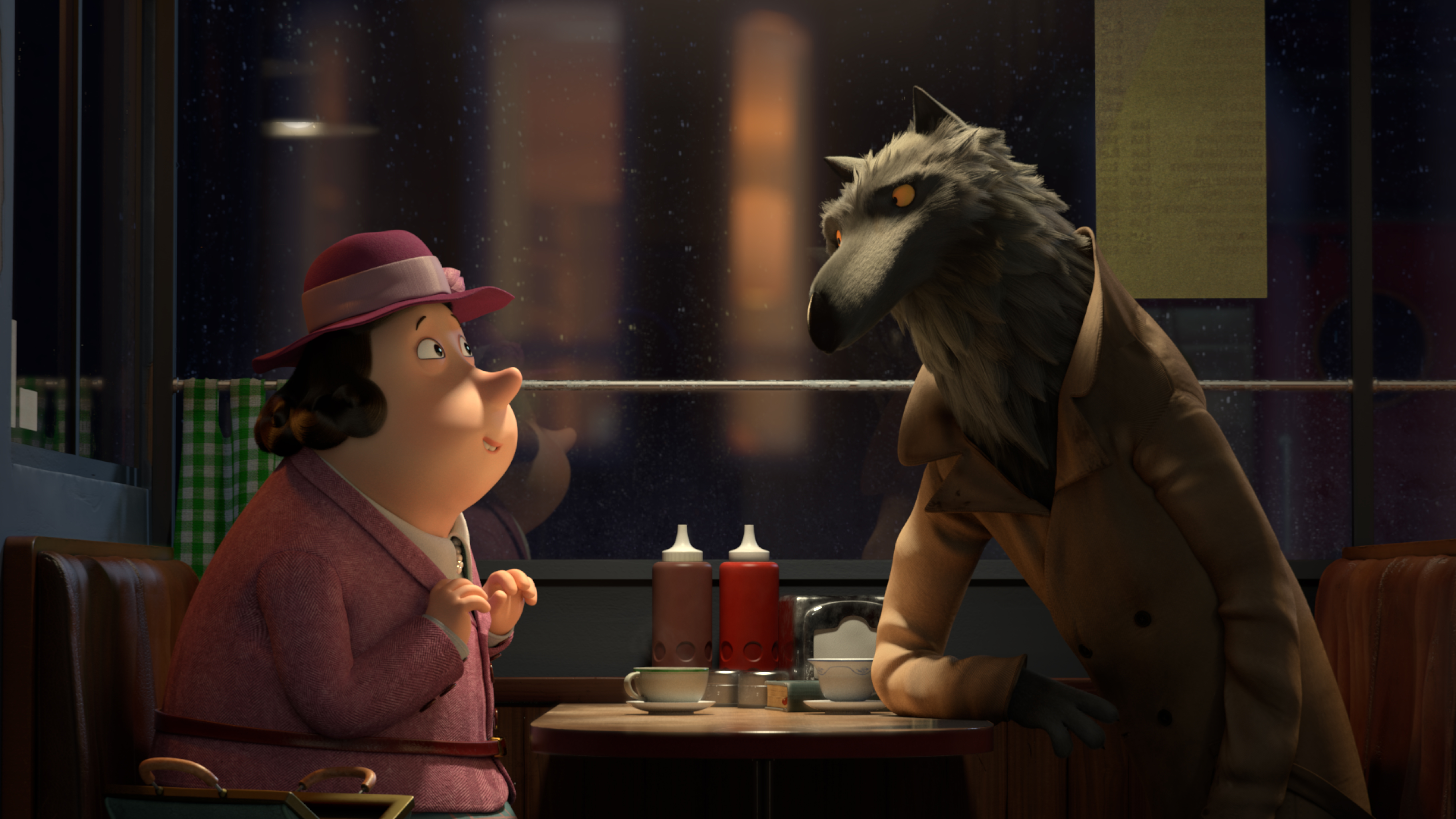 Roald Dahl's Revolting Rhymes Part 1