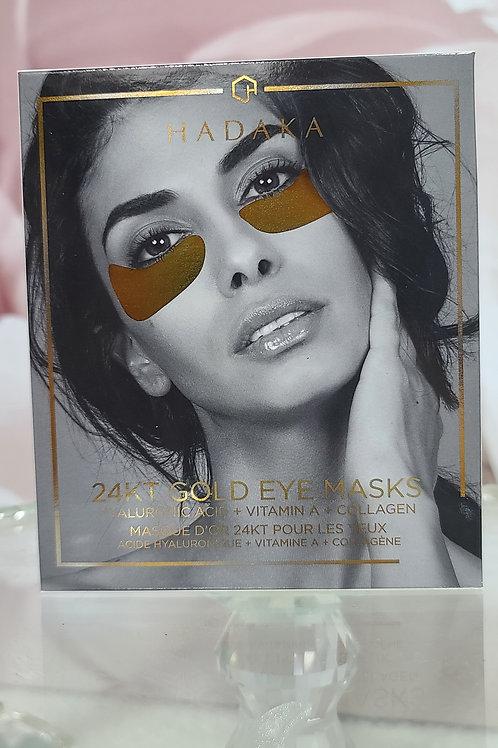 24K Gold Eye Masks