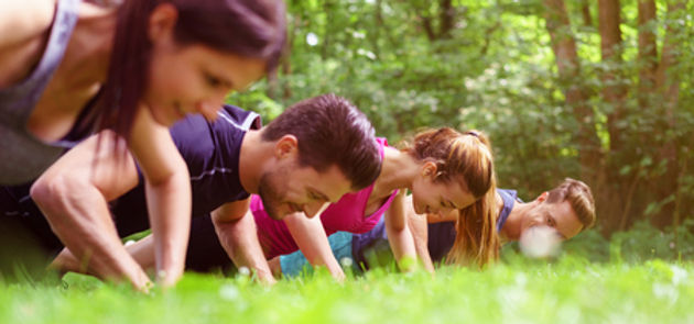 Group Exercise Bootcamp