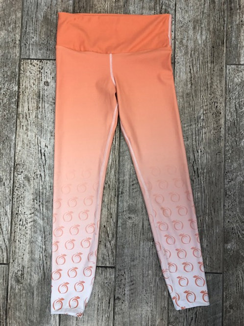 Peaches Leggings & Shorts