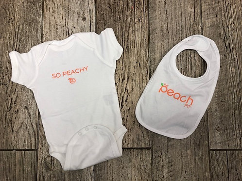 The Peach Pit Baby Bundle