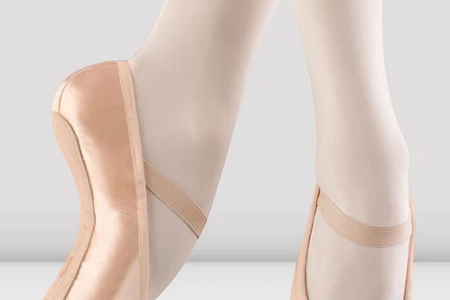 Satin Ballet Shoe - Pink