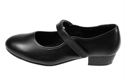 Black Tap Shoe - PU