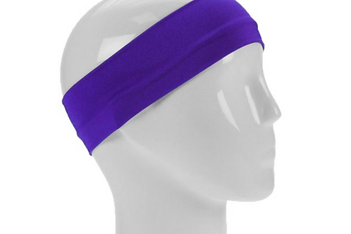 Head Band - Purple