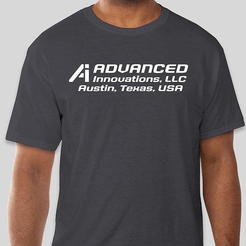 Advanced Innovations T Shirt  -GRAY-