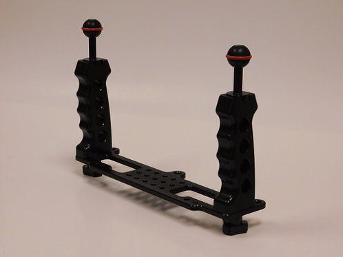 "G2 Camera Tray with 1"" ball mount Grips"