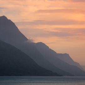 Norwegian Sun, Norway
