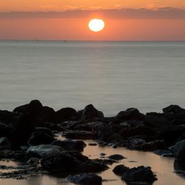 Saltwick Sunrise,Black Nab, Saltwick Bay, UK