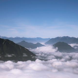 Cloudscape, Osorno, Chile