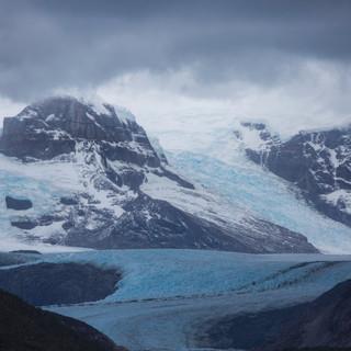 Glacier Flow, Chile