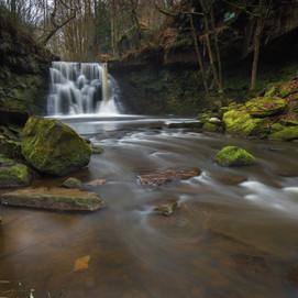 Goit Falls, West Yorkshire, UK