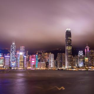 Skyline, Hong Kong