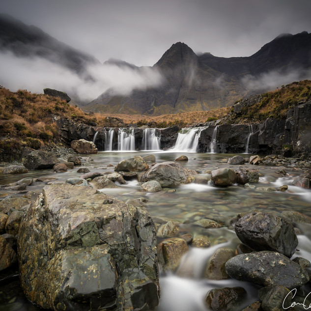 Fairy Pools, Isle of Skye, UK