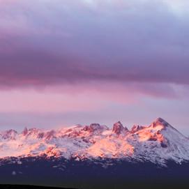 Ushuaia Mountains. Ushuaia, Argentina