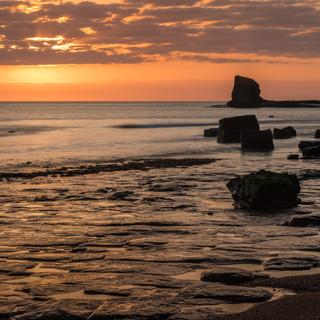 Black Nab, Saltwick Bay, UK