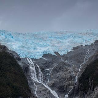 Italia Glacier, Chile