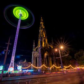 Edinburgh Christmas, Edinburgh, UK