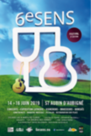 affiche festival 6esens