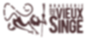 Logo horizontal - Marron sur transparent