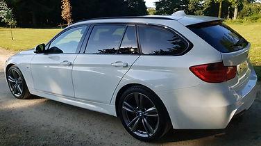 BMW Série 3 Protection Céramique Gloss Obsession Gtechniq