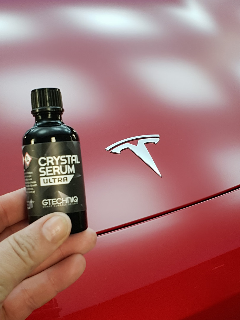 Crystal Serum Ultra Gtechniq