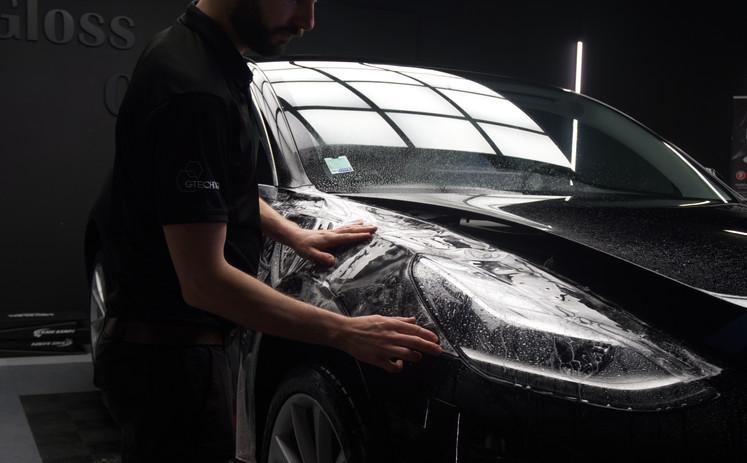 Tesla Model 3 PPF Morbihan