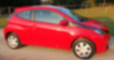Toyota Aygo Protection Céramique Gloss Obsession Gtechniq