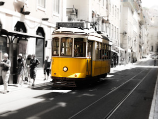 Тут кончается Европа, страна портвейна, азулежу и ярких красок... Португалия