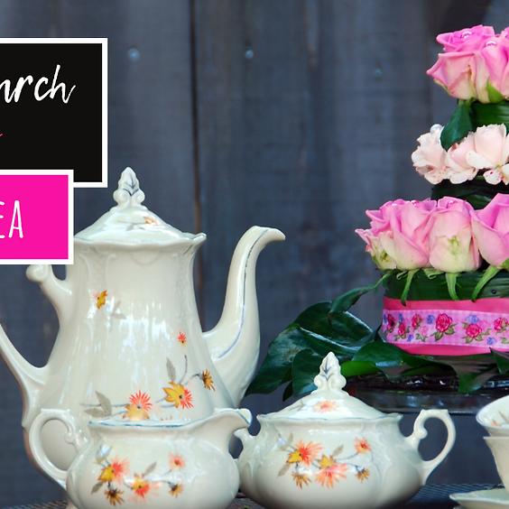 Christchurch Tribe - Ladies High Tea