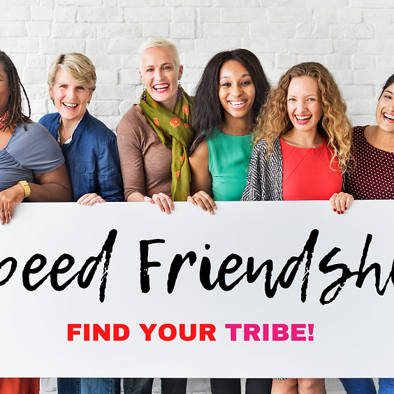 Speed Friendship - Wellington