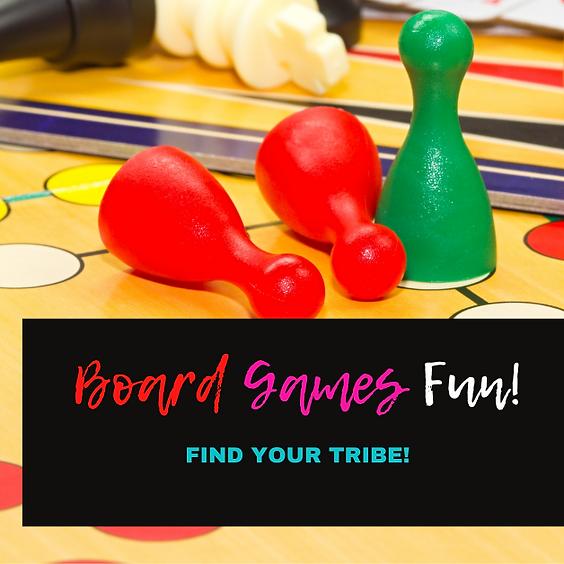 Board Games Fun!