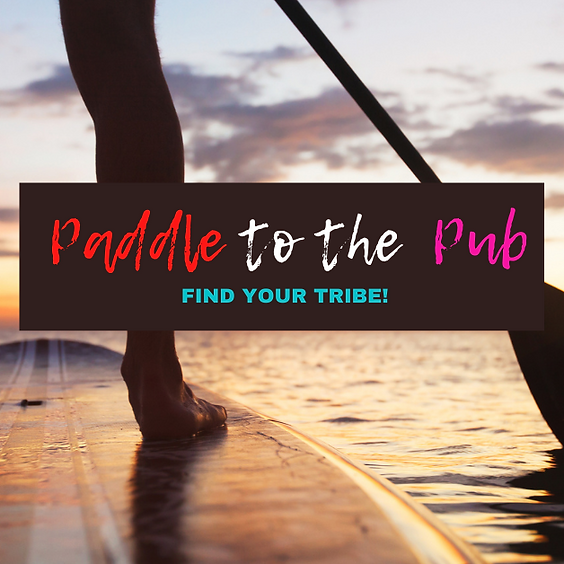 Paddle To The Pub