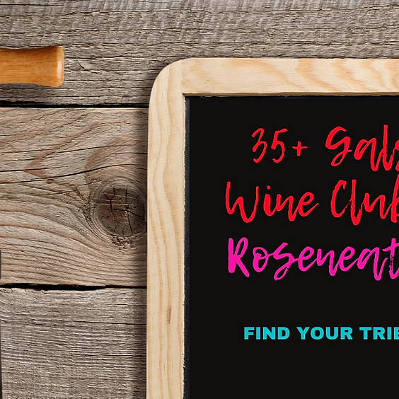 35+ Tribe Wine Club