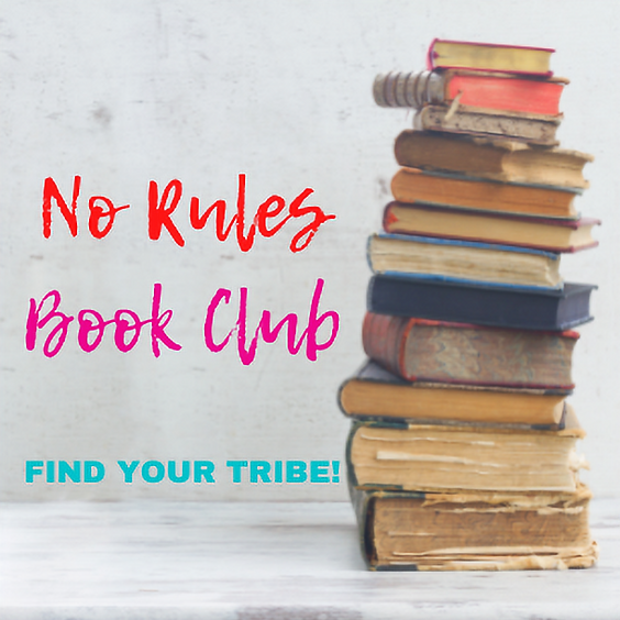 No Rules Book Club - Friday Edition