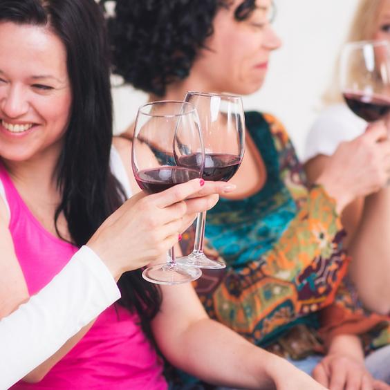 Wine & Conversation Club  - October Edition