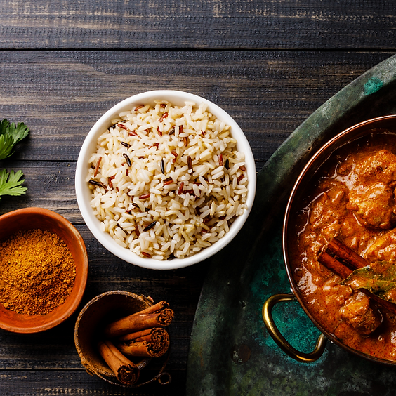 North Shore Curry Club - Weekday Edition