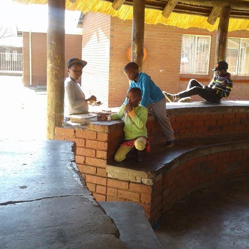 SOS children's village in Mamelodi
