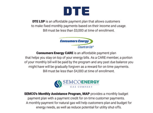 Affordable Energy Payment Plans