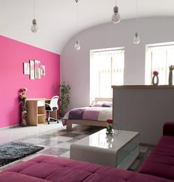 one master bedroom apt