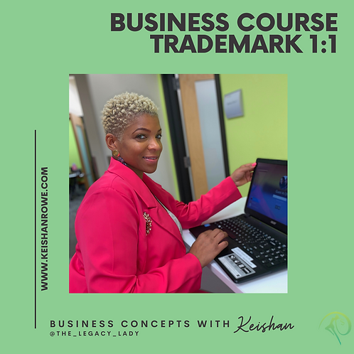 Business Course - Trademark 1:1