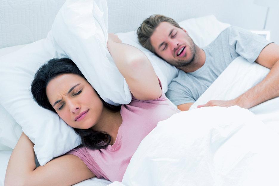 Apnée de sommeil - Ronflement
