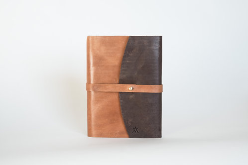 Zion Single Wrap Leather Journal by Elevate
