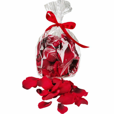 Petalas de rosa R$ 42